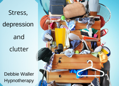 clutter and depression